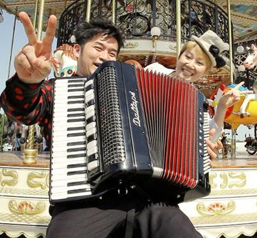Reina KITADA et Saburo TANOOKA en concert sur USTRAM Sabure